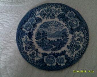 Royal Wordwick English Bread Plate