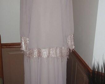 Ursula Of Switzerland Plus Sized Dress Beautiful Vintage