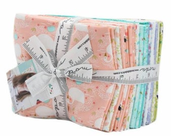 PRE-ORDER - May Delivery - Enchanted by Gingiber for Moda - FQ Fat Quarter Bundle - 21 Prints - 100% cotton quilt fabric