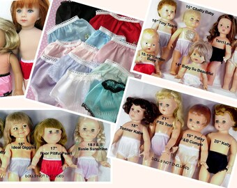14 pair Doll Panties Clearance Close Out lot Combine Orders 2 Save