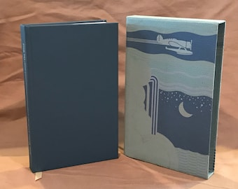 Listen to the Wind Book, Anne Morrow Lindbergh, 1990, Special Edition Hardcover