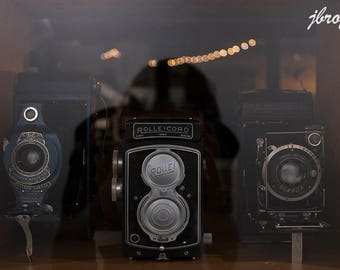 Vintage Cameras (Print only)