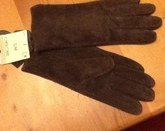 Cherokee Suede Gloves