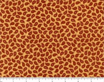 Choice Fabrics ~ Perfectly Paisley Multi ~ Small Paisley - Cotton Woven Fabric
