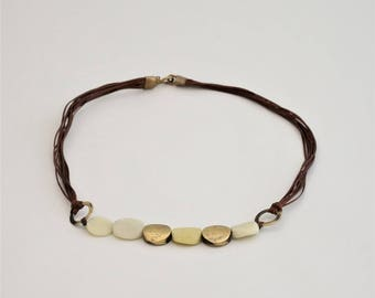 Mozambique Necklace, Collection of Desire