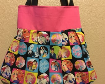 Barbie Fabric Handbag