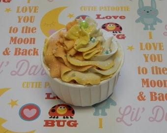 Cupcake Bath Fizzy - Monkey Farts & Cupcake 4oz