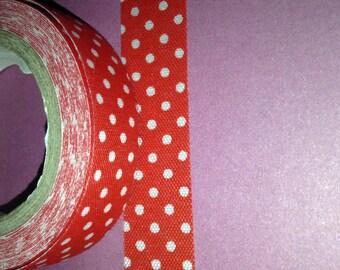 Washi Tape Masking Tape small dots #SR0149