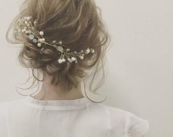 Twig Accessories Wedding Pearl Bridal