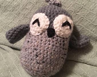 Amigurumi Owls, Wise and Wonderful