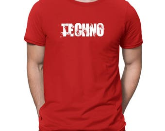 Techno Simple T-Shirt