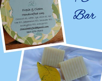 Fresh & Clean handcrafted soap