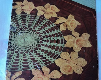 Floral Doilies Book No. 258