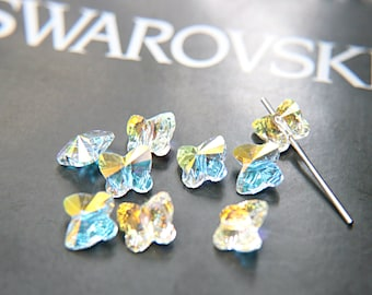 Swarovski Elements 12mm #5754 Crystal Butterfly (7 Colours) 2/12/24/72/144 pieces