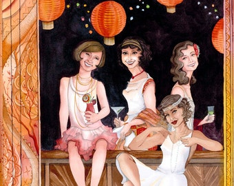 Firefly Flappers