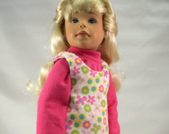 10 inch Doll, Willow's Way Dress, Pretty in Pink