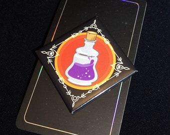 Unwise Decisions Magical Merit Badge