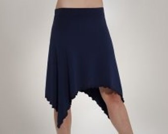 Soy and Organic Cotton Eclipse Skirt