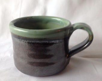 Iron and Green Mug