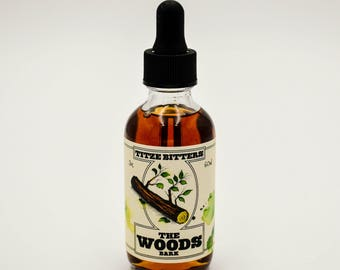 The Woods Titze Bitters - Bark Bitters
