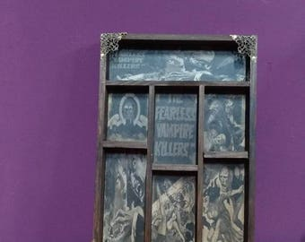 The fearless vampire killers Cabinet of curiosities