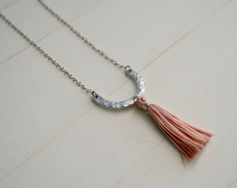 Blush Charleston Necklace