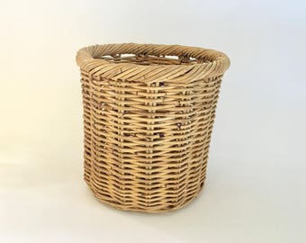 Large vintage basket | plant basket