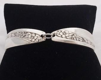 Königin Maria 1953 Löffel Armband, Vintage-Besteck, Muttertag, bereit, Schiff, kostenlosen Versand und Geschenk-Box, Geschenke für Sie