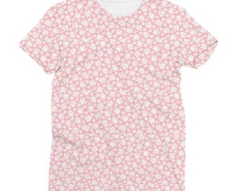T-shirt with pattern