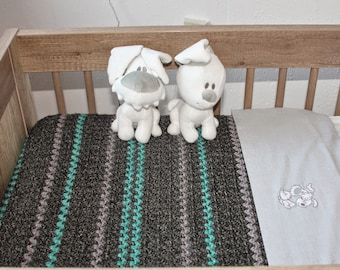 Tough Baby Bed Blanket