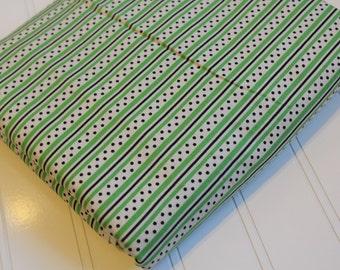 Denyse Schmidt Katie Jump Rope Green Stripes
