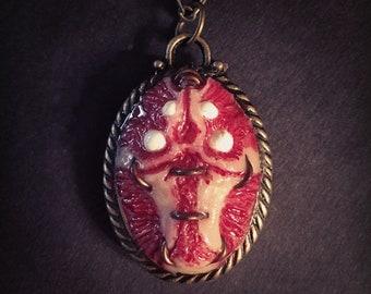 Demon Horde Creepsake Pin (01)
