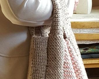 Summer Bag for Women, Handmade holdall tote bag