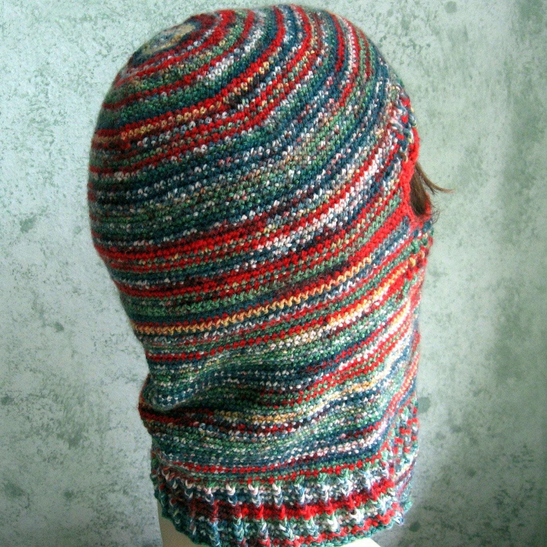 Fine Ski Mask Knitting Pattern Embellishment - Sewing Pattern for ...