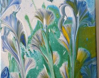 IRYS  -   Acrylic on canvas