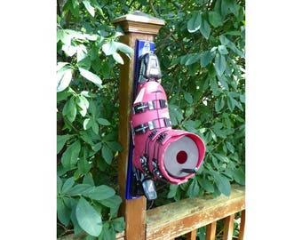 Ski Boot Bird House