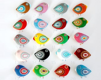 15 bird ornaments wholesale  home decor birds