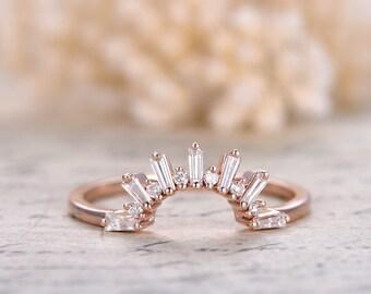 Diamond crown ring   Etsy