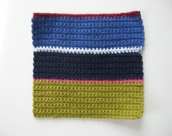 100% cotton pot holder large