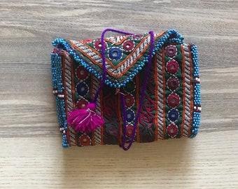 Indian banjara clutch or wallet