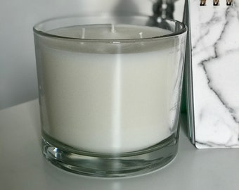 Custom 32 oz Coconut Wax Scented Candle