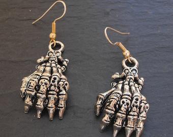 Earrings metal BCL.2380