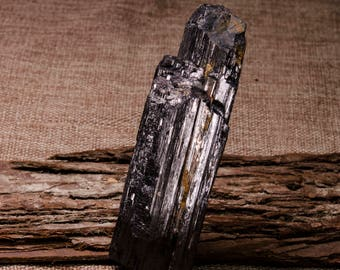 Raw Black Tourmaline,Black Tourmaline Chunk,Raw Gemstone,Purification,Protection,Grounding,TherapyHealing,Mineral Specimen,Special Gift#2709