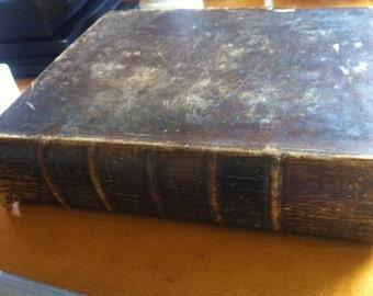 1818 William W. Woodward The Holy Bible  III  - Thomas Scott DD.