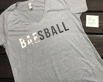 Baseball Shirts, Baseball Wife, Baseball Mom Shirt, Baseball Shirt   Baseball Love   Baseball Glitter Shirt   Baseball Shirts For Women