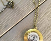Otter Necklace - Cute nec...