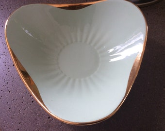 Figgio Flint dish, Made in Norway, vintage, mid century modern decor, candy dish, catch all dish