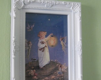 Framed  Fairy Print