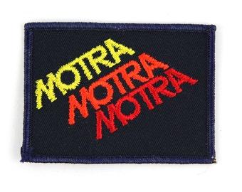 Motra Vintage Patch