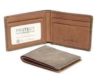 RFID Ultra Mini Thinfold Wallet